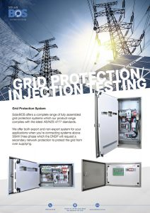 Grid Protection & Injection Testing